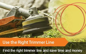 Use the Right STIHL Trimmer Line