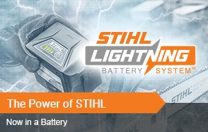 Watch Video - The Power of STIHL Lightning
